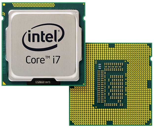 مقایسه انواع CPU