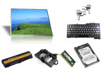 قطعات لپ تاپ