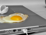 Laptop-egg